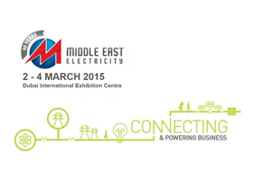 Middle East Electricity 2015 Exhibition